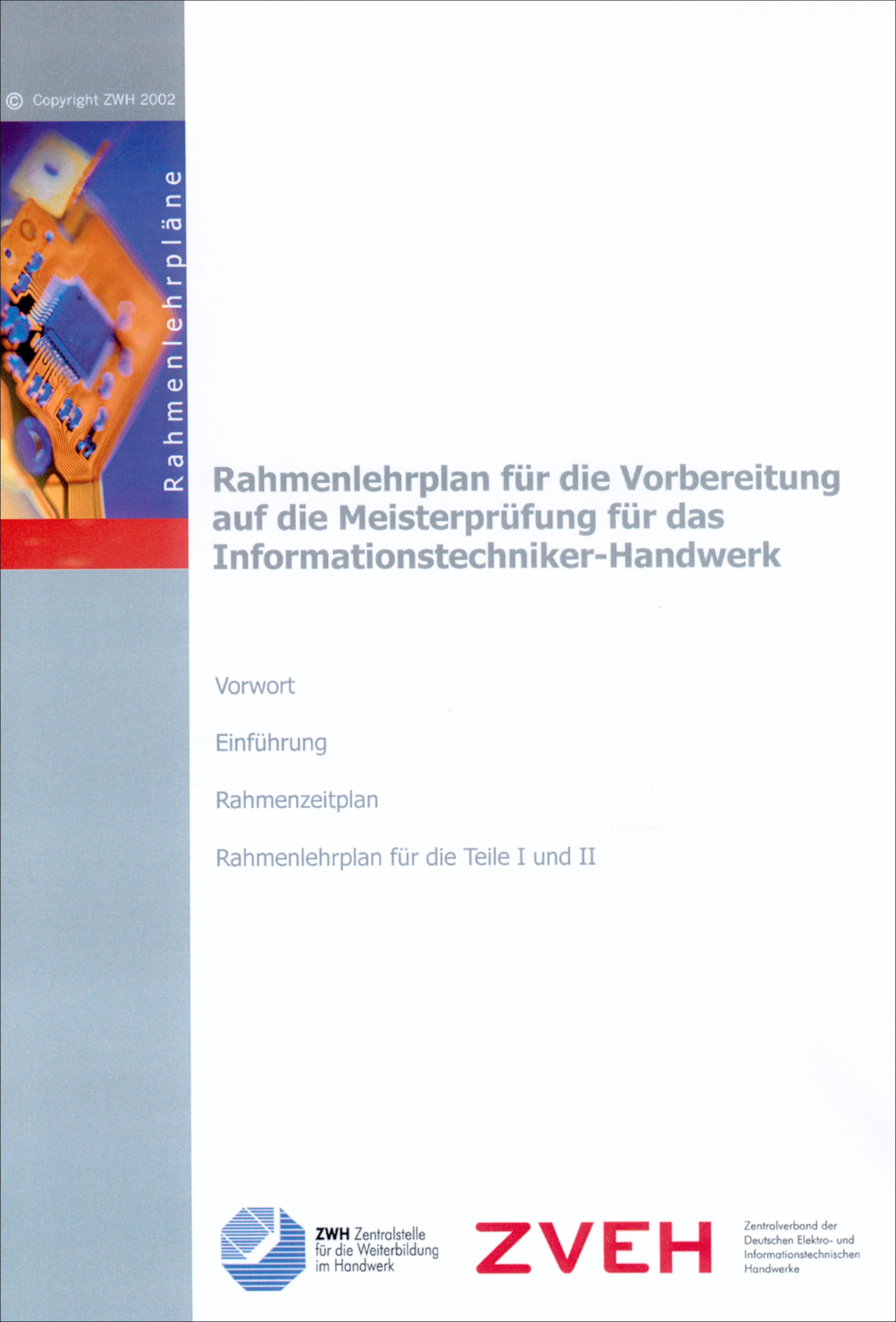 Rahmenlehrplan Informationstechnik
