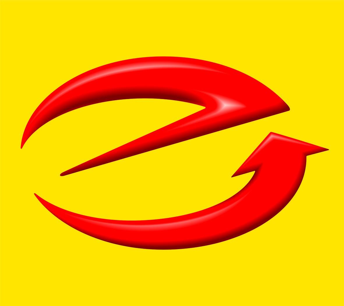 E-Marken Aufkleber Größe S