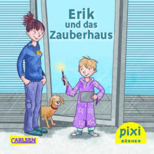 Pixi Buch - Erik und das Zauberhaus