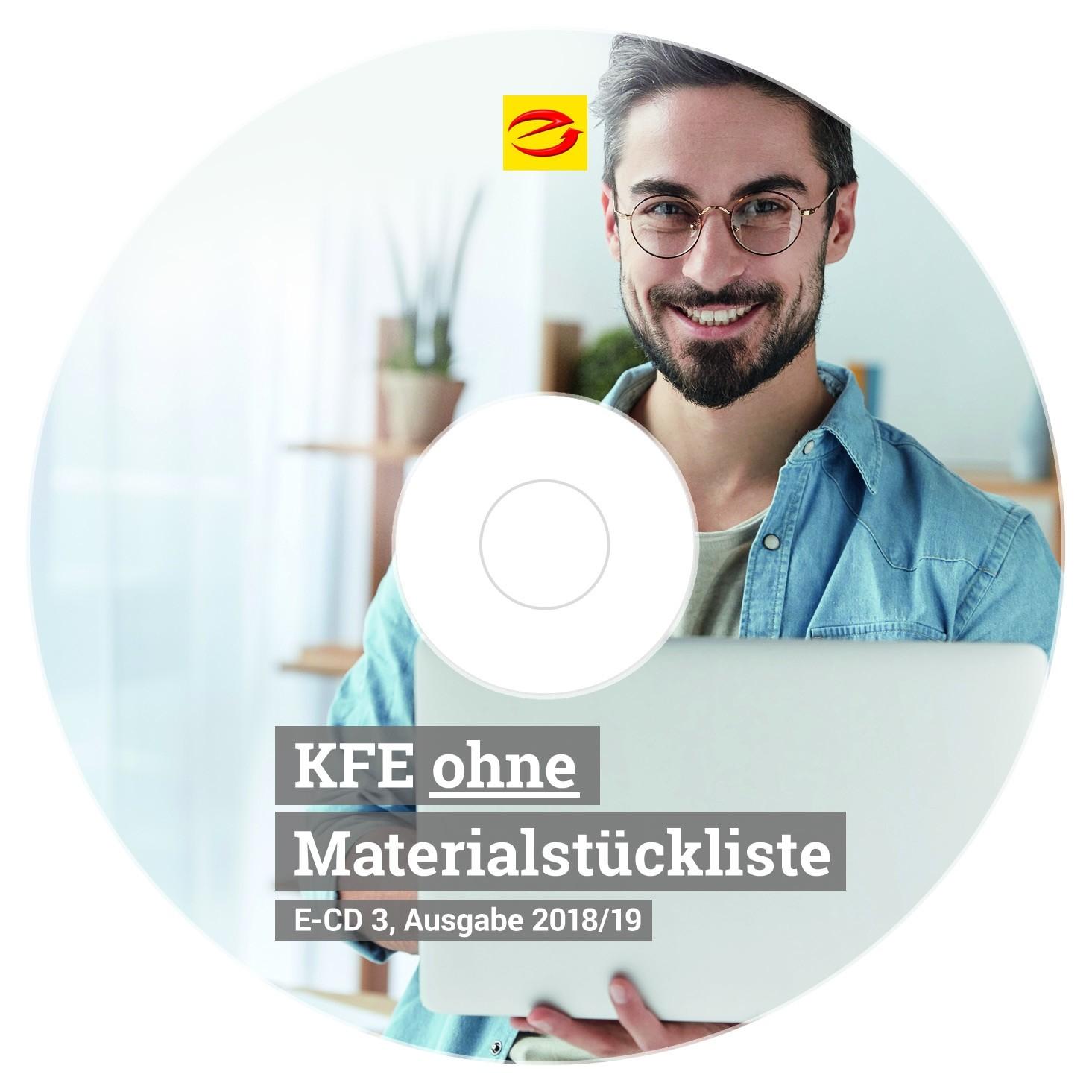 E-CD 3 Kalkulationshilfe Standardversion 2018 / 19