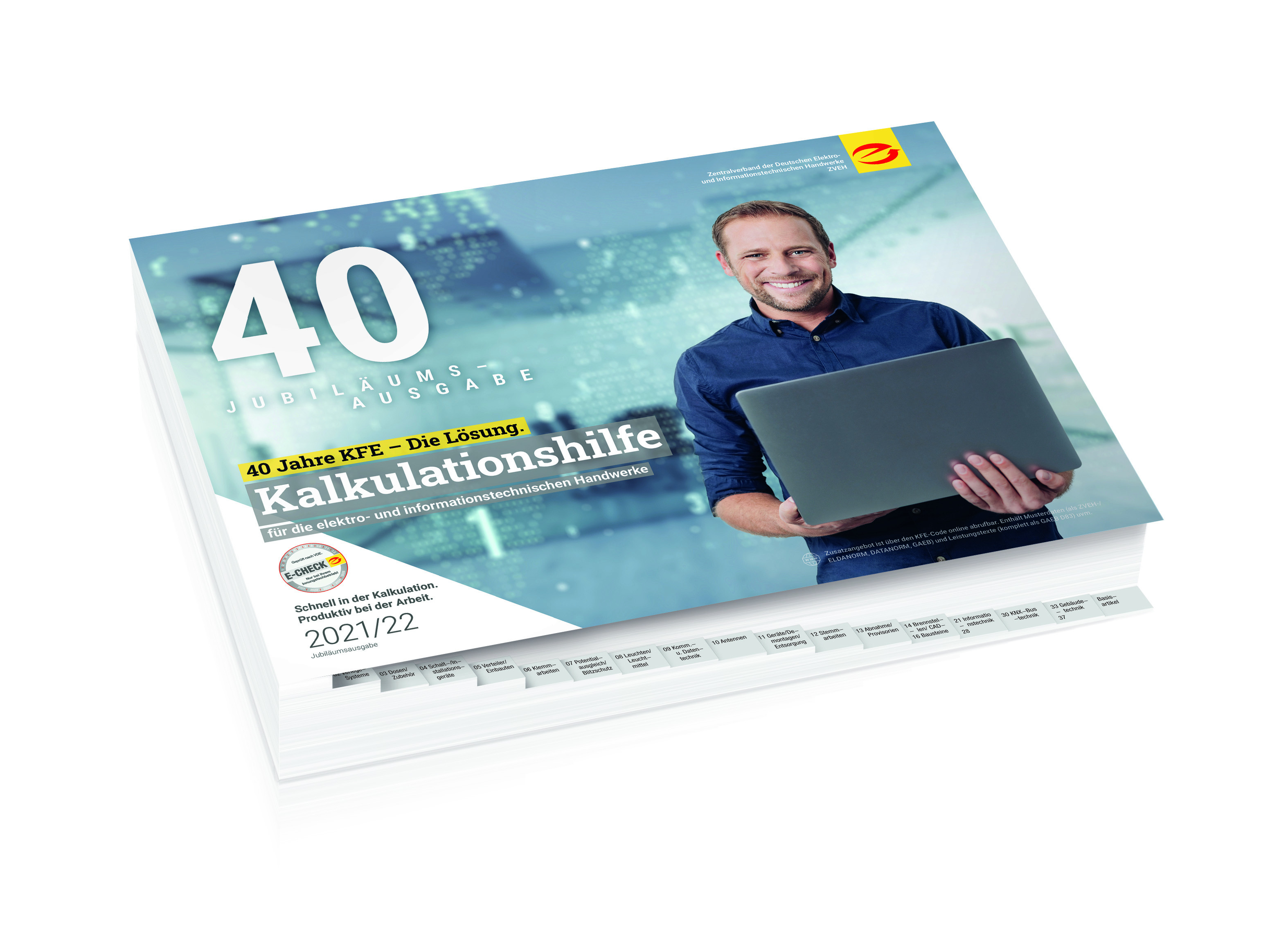 Kalkulationshilfe Buchausgabe 2021 / 22 (Lieferung ca. September 2021)