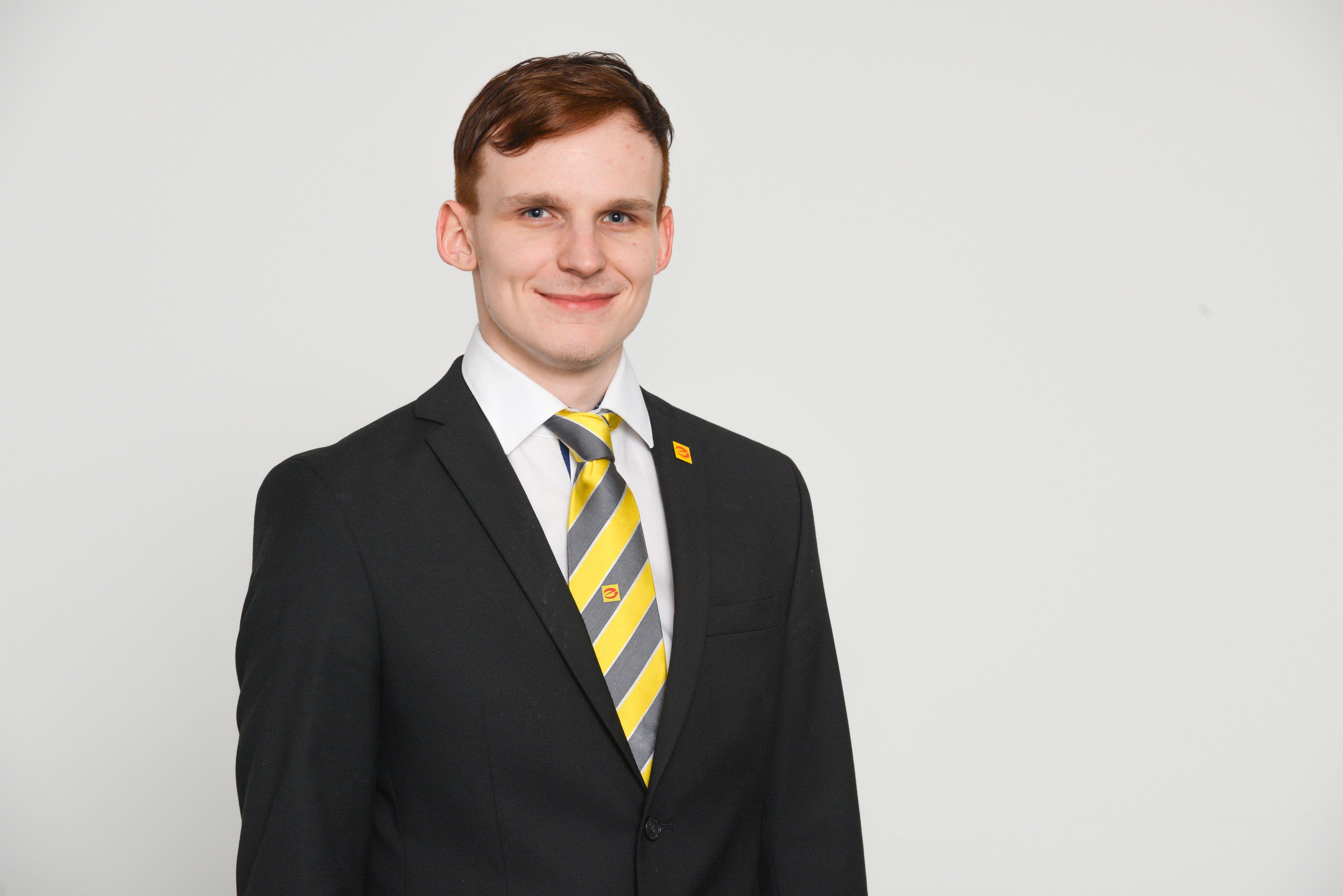 E-Marken Krawatte