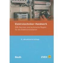Normen-Handbuch für das Elektrotechniker-Handwerk