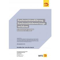 Konformitätsbewertungsverfahren / Konformitätserklärung (Nachweise) für Niederspannungs-Schaltgerätekombinationen und Verteiler mit E-Marke