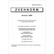 Programmieranweisung ZVEHNORM 2000