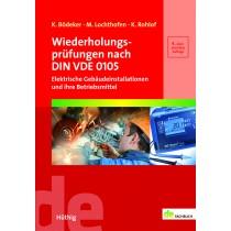 Wiederholungsprüfungen nach DIN VDE 0105 (E-Book)