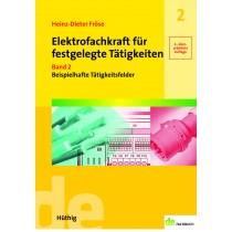 Elektrofachkraft für festgelegte Tätigkeiten - Band 2