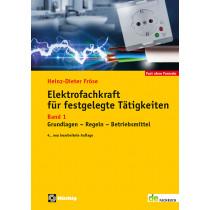 Elektrofachkraft für festgelegte Tätigkeiten - Band 1 (E-Book/PDF)