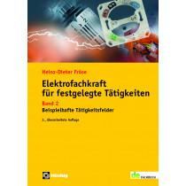 Elektrofachkraft für festgelegte Tätigkeiten - Band 2 (E-Book/PDF)