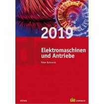 de-Jahrbuch: Elektromaschinen und Antriebe 2019