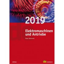 de-Jahrbuch: Elektromaschinen und Antriebe 2019 (E-BOOK)