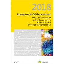 de-Jahrbuch: Energie- und Gebäudetechnik 2018