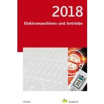 de-Jahrbuch: Elektromaschinen und Antriebe 2018