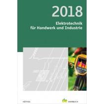 de-Jahrbuch: Elektrotechnik für Handwerk und Industrie 2018